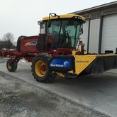 2012 New Holland H8060 Windrowe