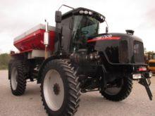 2009 VECTOR 300 Dry Fertilizer-