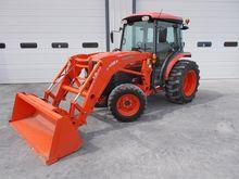 2010 Kubota L3940HSTC Tractor