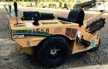 2008 Vermeer RT200 Trencher-Wal