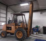 Case 584C Lift Truck/Fork Lift-