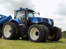 2011 New Holland T8.360 Tractor