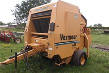 1998 Vermeer 605L Baler-Round