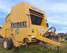 2001 Vermeer 605XL Baler-Round