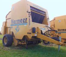 2002 Vermeer 605XL Baler-Round