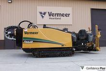 2010 Vermeer D24x40II Direction