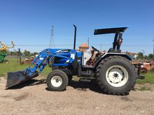 New Holland TL80A Tractor