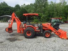 2009 Kubota L39 Loader Backhoe