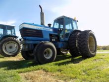 1980 Ford TW30 Tractor