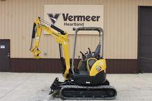 2014 Yanmar VIO20 Excavator-Min
