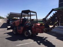 2007 Ditch Witch RT75 Trencher-