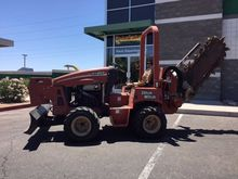 2007 Ditch Witch RT40 Trencher-