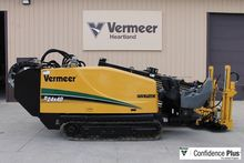 2013 Vermeer D24x40II Direction