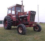 International 1066 Tractor
