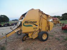 2010 Vermeer 505MCL Baler-Round