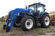 New Holland T6050 Tractor