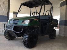 Kioti 2200 Utility Vehicle