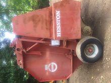 Used Hesston 5580 Ba