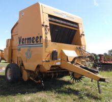 Vermeer 605XL PLUS Baler-Round