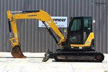 2014 Yanmar VIO80 Excavator-Min