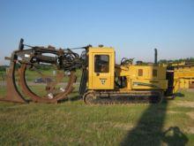 2008 Vermeer T655III Trencher