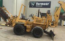 1998 Vermeer V5750 Trencher-Rub