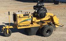 2007 Vermeer SC252 Stump Grinde