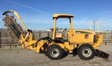 2011 Vermeer RTX1250 Trencher-R