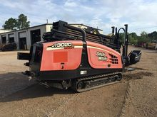 2008 Ditch Witch JT3020 Directi