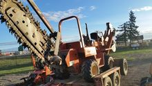 2001 Ditch Witch D5110 Trencher