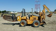 2003 Case 660 Trencher