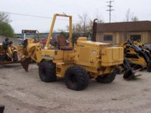 2000 Vermeer V4150A Trencher