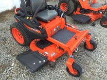 2014 Kubota Z125E Riding Mower