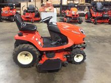 Kubota GR2000 Riding Mower