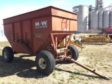 M & W 300B Gravity Box