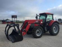 2015 McCormick MTX120 Tractor