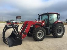 2015 Case IH MAXXUM 125 Tractor