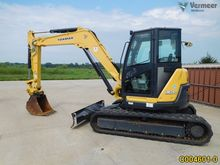2015 Yanmar VIO80 Excavator-Min