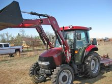 2008 Case IH JX60 Tractor