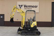 2008 Yanmar VIO20 Excavator-Min