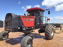 2009 Case IH WD2303 Mower Condi