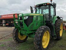John Deere 6170M Tractor