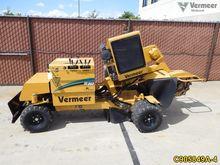 Vermeer SC352 Stump Grinder