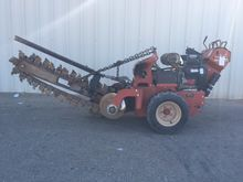 2010 Ditch Witch RT24 Trencher-