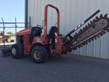2005 Ditch Witch RT40 Trencher-