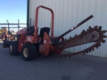 2006 Ditch Witch RT40 Trencher-