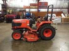 Kubota B7800 Tractor - Compact