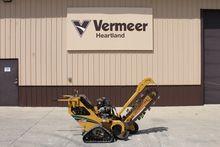 2011 Vermeer RTX100 Trencher