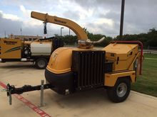 2014 Vermeer BC1500 Chippers