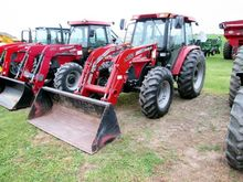 2003 Case IH JX90U Tractor